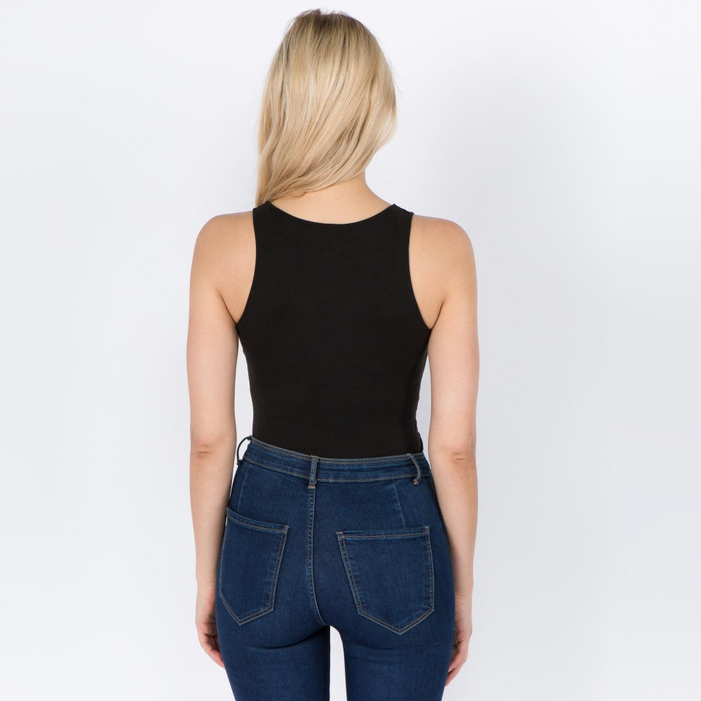 Toni Bodysuit - Black