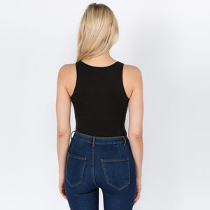 Toni Bodysuit - Black - AcousticLiving