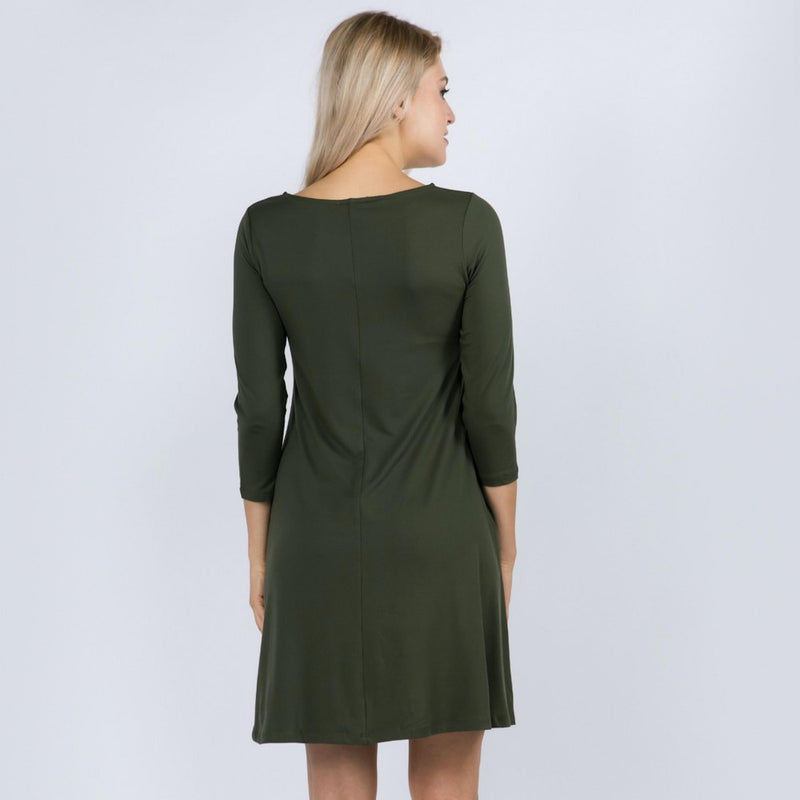 Olive You Dress - AcousticLiving
