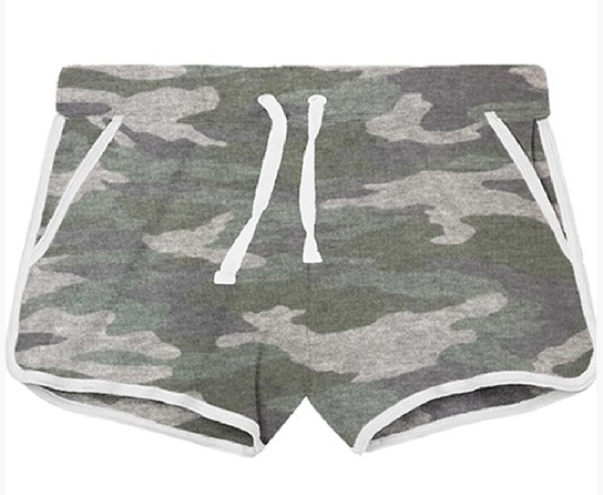 Camo Matching Loungewear Set - Acoustic Living Boutique