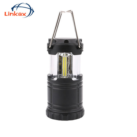Portable Classic style COB LED Camping Light Collapsible Camping Lantern Tent Lights for Outdoor Camping Hiking