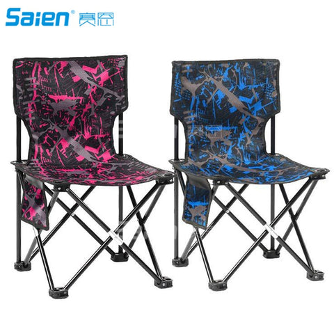 Portable Folding Camping Chair, Lightweight Portable Chair for Hiking Camping Fishing Beach Picnic Party Gardening, Camping