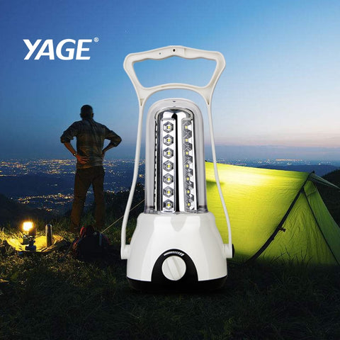 YAGE linterna camping light rechargeable camping led lantern tourist Garden lights a flashlight in the tent rechargeable lampe