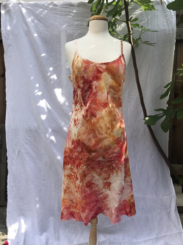 Slip Dress - FIRE