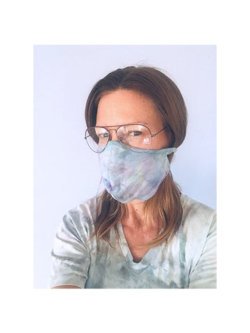 Face Mask - Hand Dyed w/ nose bridge (2)