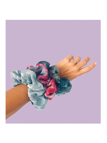 Scrunchies : Hand-dyed (2)