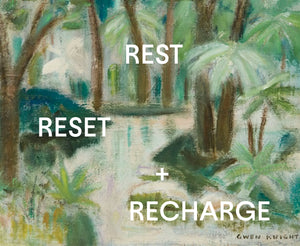 Rest, Reset, and Recharge