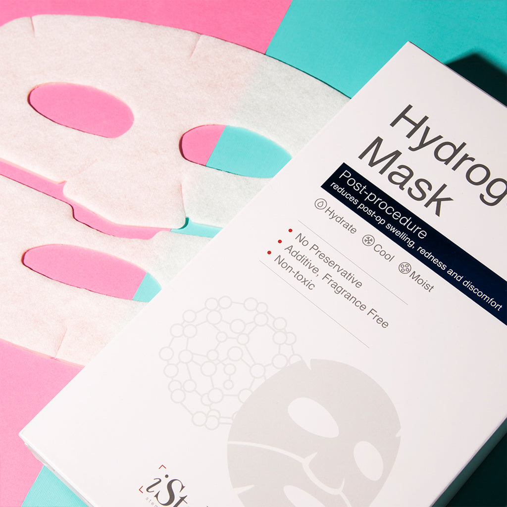 Hydrogel Post-Procedure Mask - VHB Skincare