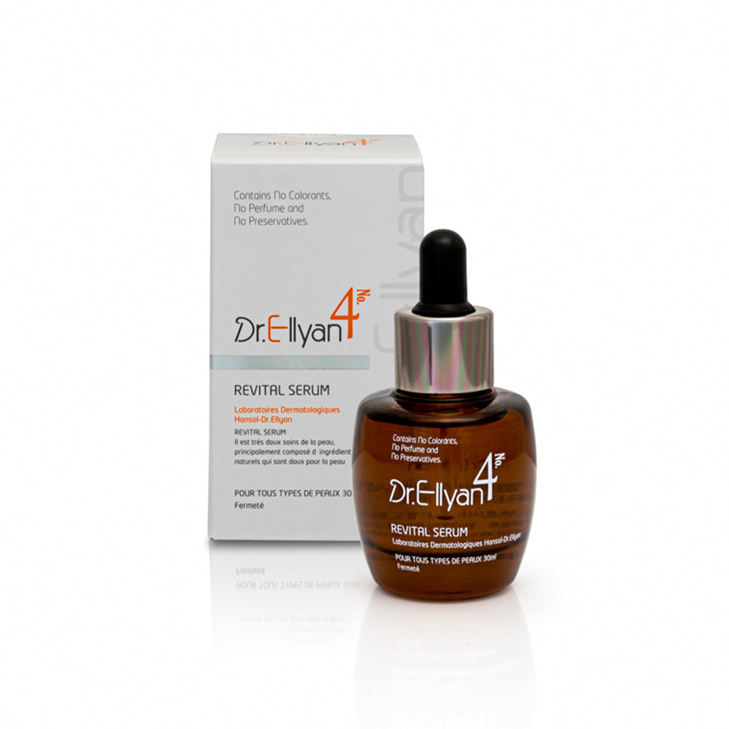 No. 4 Revital Serum - VHB Skincare