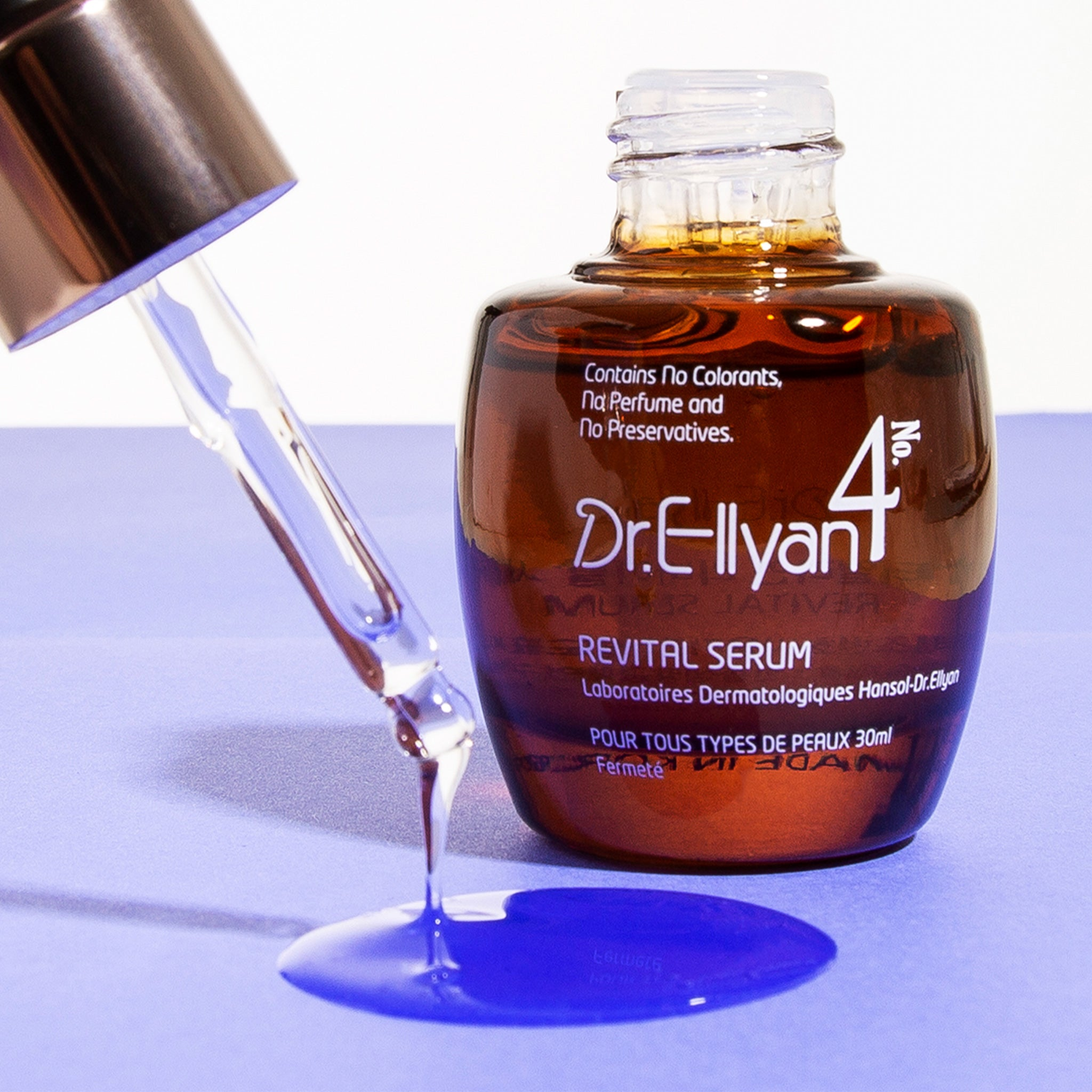 No. 4 Revital Serum