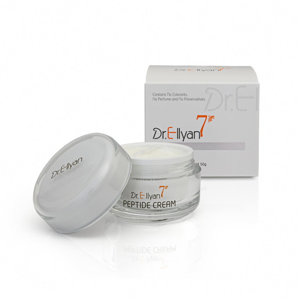 No. 7 Multi-Peptide Cream - VHB Skincare