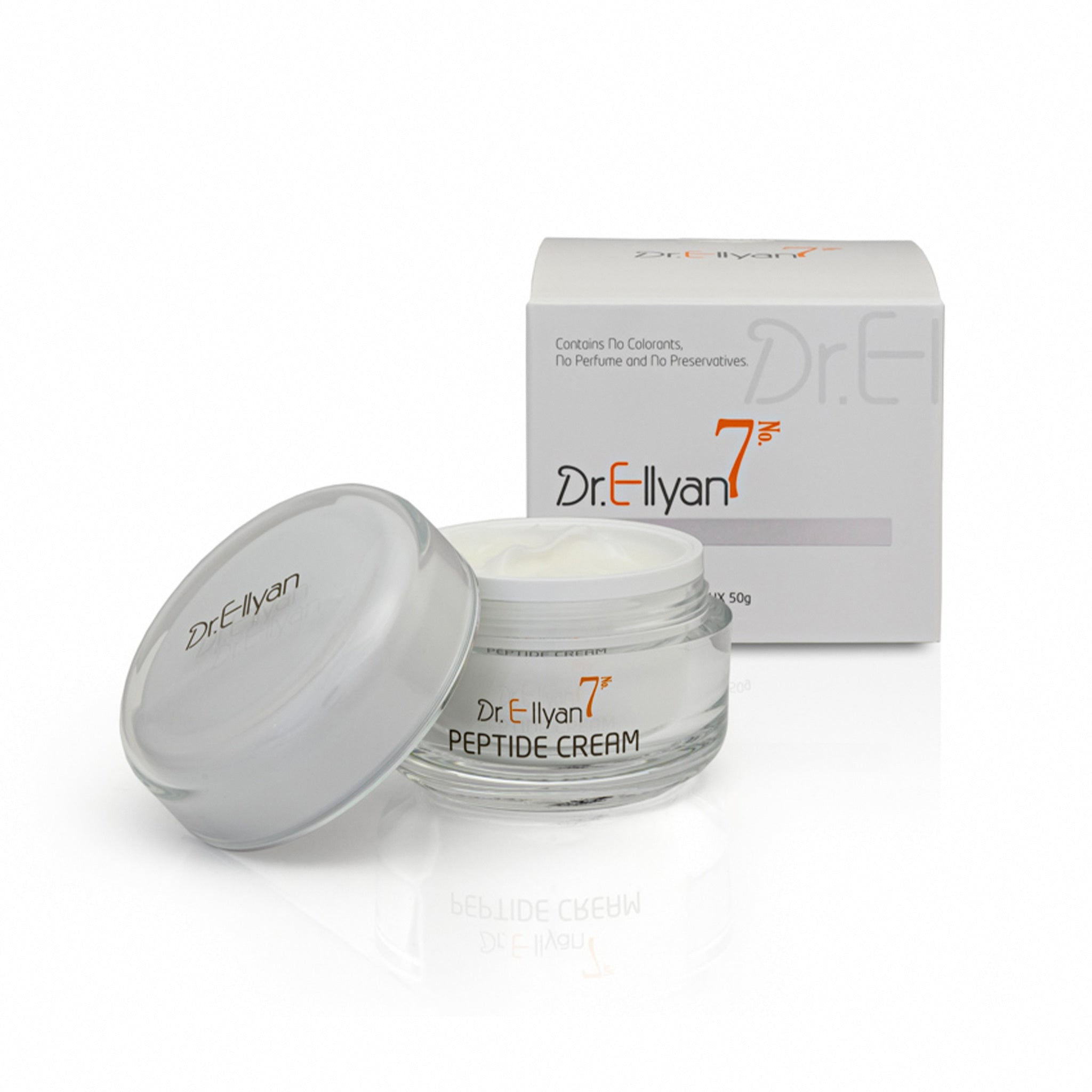 No. 7 Multi-Peptide Cream