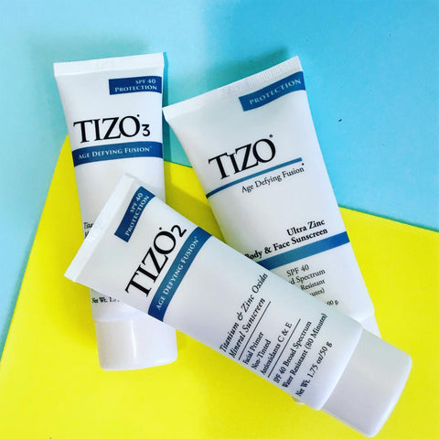 TIZO 3 Primer / Sunscreen, Tinted SPF 40