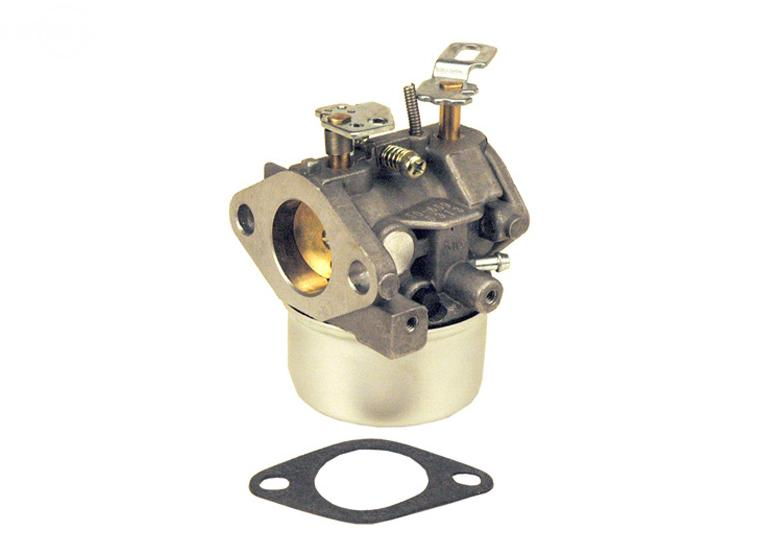 Tecumseh OHSK70 Snowthrower Snow Blower Carburetor 640058 640058A