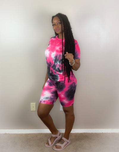 Tye Dye Set - Vixen Chic