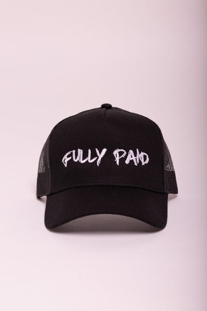 Fullypaid S19 classic distressed hat