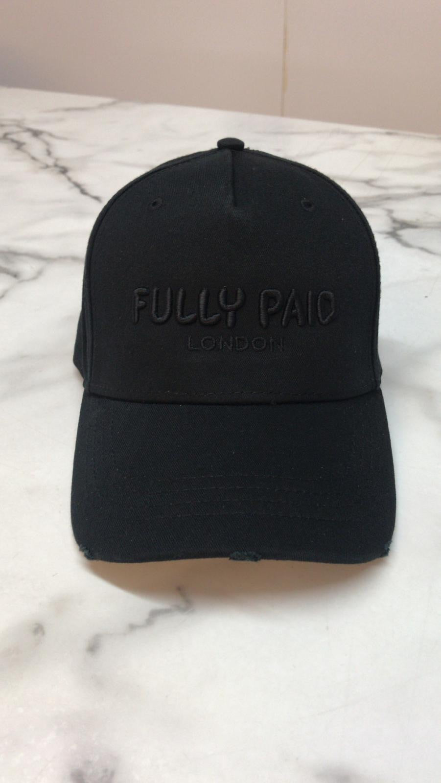 Fullypaid black out london cap