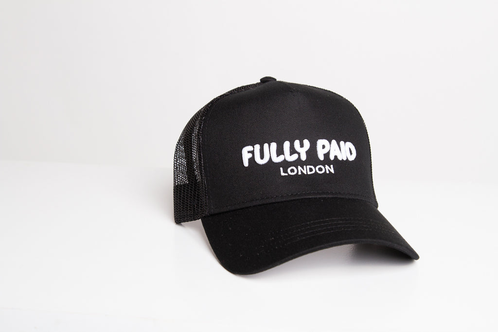Fullypaid black london cap