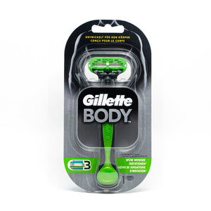 Gillette Body Rasierer