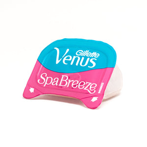 Gillette Venus ComfortGlide Spa Breeze, 4 Stück