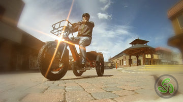 Can You Ride An Electric Trike And Maintain Social Distance?