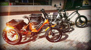 5 Great Reasons to Buy an Electric Tricycle