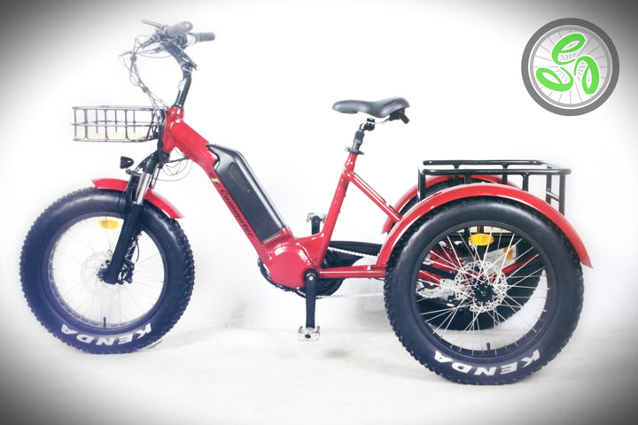 Commuter Electric Trike - eTrikes Canada