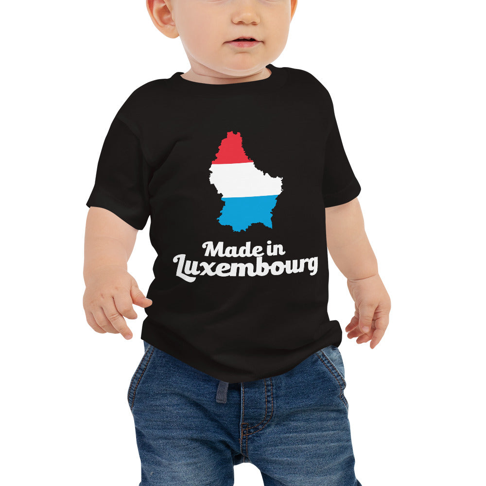 Made in Luxembourg Baby T-Shirt
