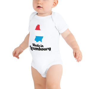 Made in Luxembourg Baby Bodysuit