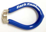 Spoke Wrench (105 ga./.156 nipple) with blue handle