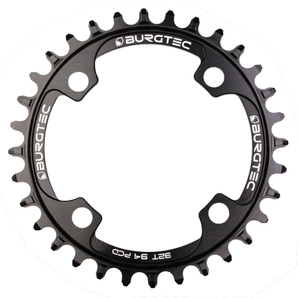 8502 94 PCD Sram 32T Thick Thin Chainring
