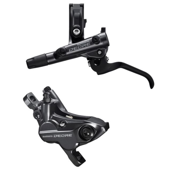 Shimano BR-M6100 Rear Disc Brake Deore BL-M6100 Left Lever