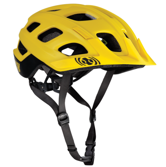 IXS Trail XC Helmet Yellow