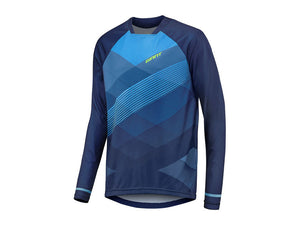 Giant Transfer Ls Jersey Blue