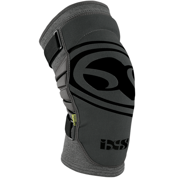 IXS Carve EVO+ Knee Guard Grey