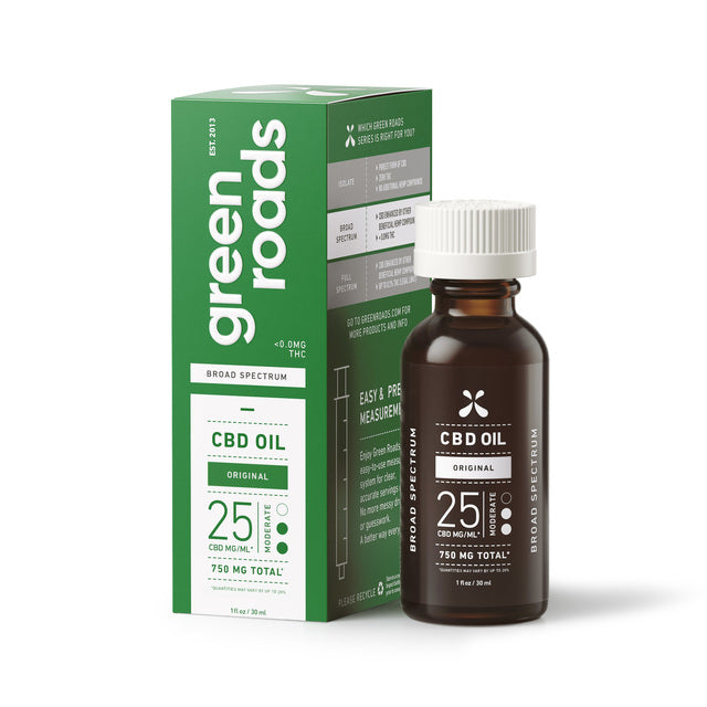 Green Roads - CBD Oil Original 750mg