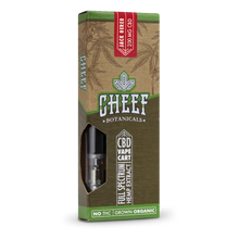 Load image into Gallery viewer, Cheef Botanicals - CBD Cartridges Jack Herer – 200mg/400mg