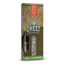 Load image into Gallery viewer, Cheef Botanicals - CBD Cartridges Mango – 200mg