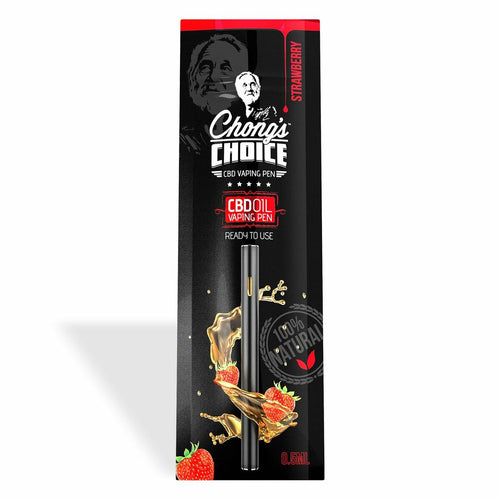 Chong's Choice - CBD Pen Strawberry 0.5ml