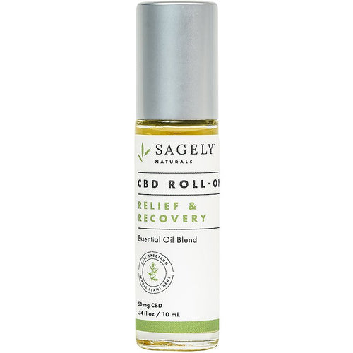Sagely Naturals - CBD Roll On Topical 50mg