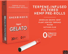 Load image into Gallery viewer, Sherbinskis - Hemp Pre-Roll Hempettes