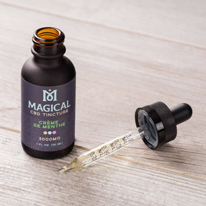 Magical CBD - Tincture Peppermint 3000mg