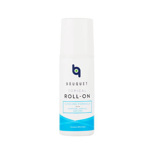 Bouquet CBD - Topical Cooling Formula Roll On