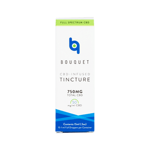 Bouquet CBD - Tincture Full Spectrum 15ml