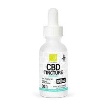 Load image into Gallery viewer, BOLT CBD - Tincture Peppermint 1000mg 30ml