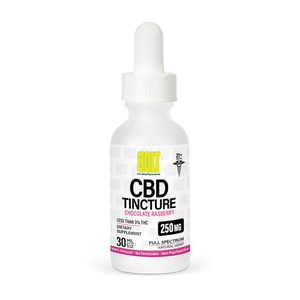 BOLT CBD - Tincture Chocolate Raspberry 30ml