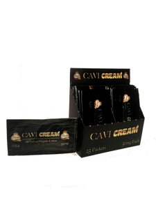 Caviar Gold - CBD Cream & Ointment Cavi Topical 2.5g Single Serving 50mg