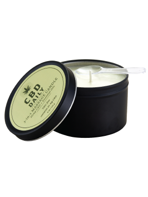 CBD Daily - Cream 3-in-1 Massage Candle