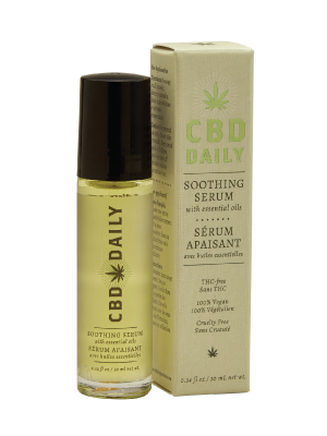 CBD Daily - Skin Care Soothing Serum Rollerball 10ml