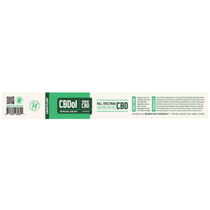 CBDistillery - CBD Topical Salve 500mg